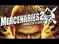 Mercenaries 2: World In Flames Full Playthrough No Comm
