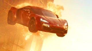 5 ТУПЫХ и нереалистичных автомобильных трюков в кино