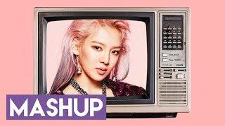 Girls' Generation - All Night (f(x) - All Mine instrumental)