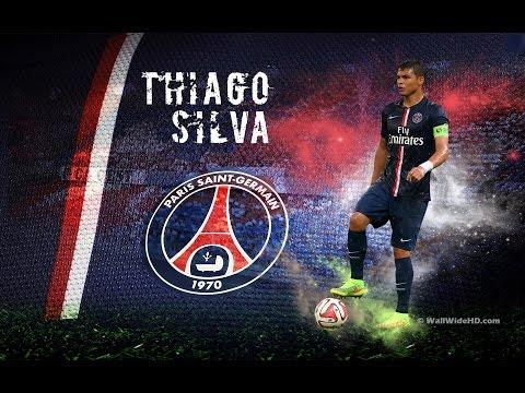 Thiago Silva - The Wall ● Best Defensive Tackles ● PSG | 2016 HD