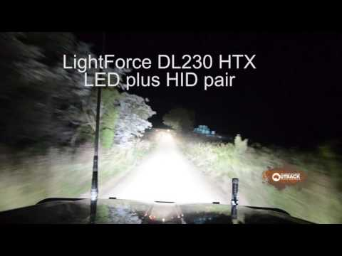 The DL230 HTX in Field Test from OTA
