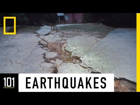 Fakta o zemětřeseních
