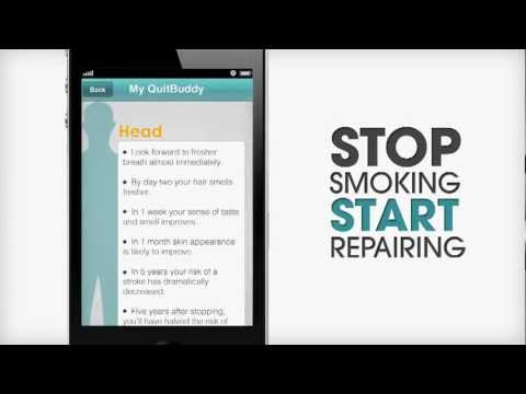Quitbuddy Is A Stop Smoking App