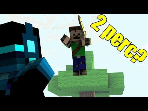 2 PERC ALATT TUDOK NYERNI? | Minecraft SkyWars letöltés