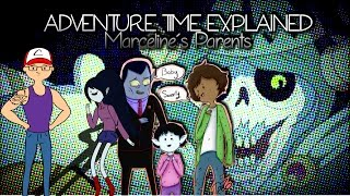 Adventure Time Explained - Marceline And Her Parents