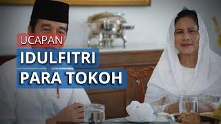 Jokowi, Anies, Sandiaga, hingga Susi Pudjiastuti Ucapkan Selamat Hari Raya Idulfitrin 1441 Hijriah