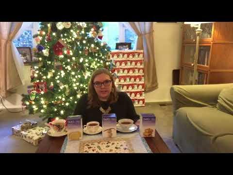 TKTP: Tazo DESSERT DELIGHTS TEA REVIEW
