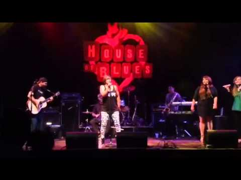 A snippet of Home the band at the HOB