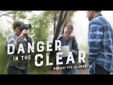 Danger in the Clear | Rode Reel Short Film BTS