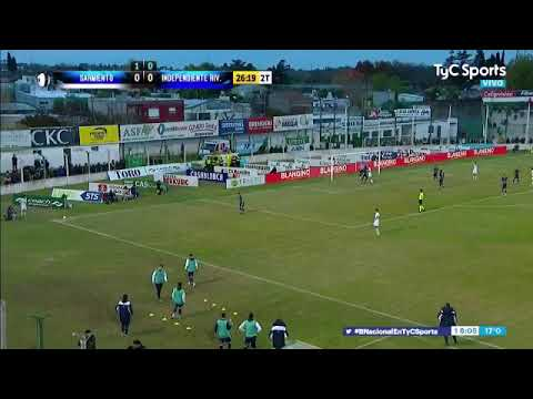 Sarmiento 2 - Indepediente Rivadavia 0