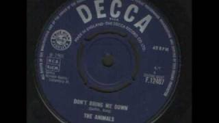 The Animals - dont bring me down.wmv