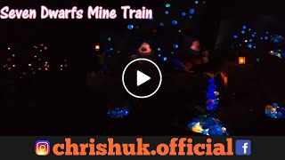 Seven Dwarfs Mine Train At Walt Disney Worlds Magic Kingdom - FULL RIDE POV