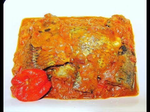 Fresh Fish Curry Recipe In English