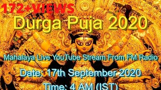 Durga Puja 2020 - Mahalaya 2020 - YouTube Live - Download this Video in MP3, M4A, WEBM, MP4, 3GP