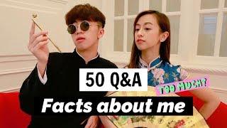 【Q&A】50問答🙋♀有什麼人生規劃❔ 家庭 學業 愛情 工作📝