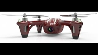 preview picture of video 'Hubsan Camera Quad in the Steve Webb Show Room - SWM Frodsham'