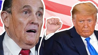 video: Rudy Giuliani: the rise and fall of Trump's personal attorney - watch