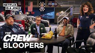 The Crew Season 1 Blooper Reel | Netflix Is A Joke