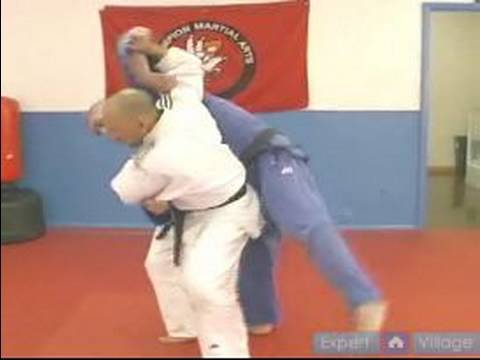 Advanced Judo Techniques : How to do a Directional Throw & Fake Out in Judo