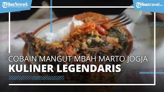 Wajib Coba Kelezatan Mangut Mbah Marto yang Legendaris di Jogja, Bisa Habiskan 120 Kg Lele Sehari