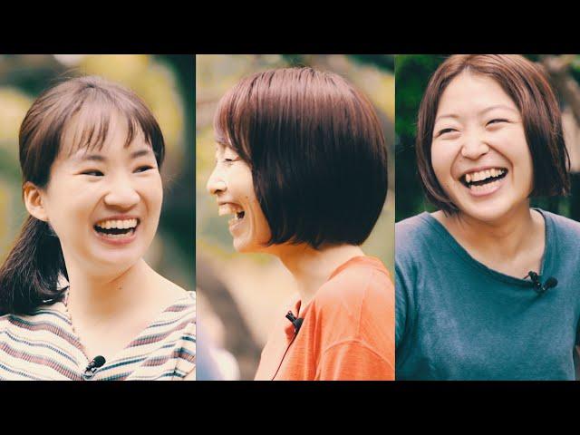 AOI Pro.女性社員座談会【活躍する3人の本音】