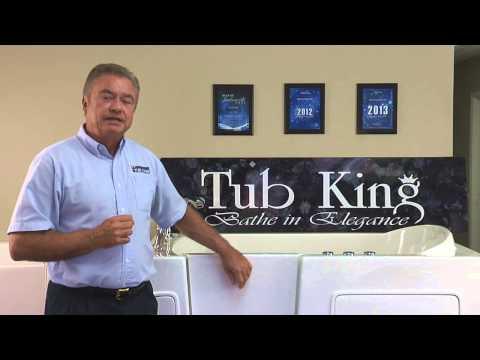 Senior Walk-in Tubs by Tub King