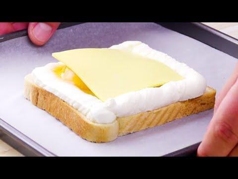 誰說吐司只能抹果醬做三明治