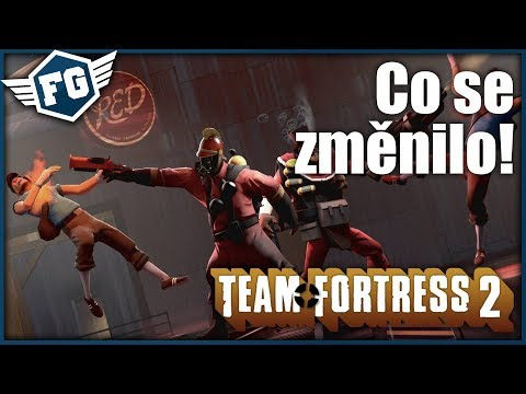 CO SE ZMĚNILO? - Team Fortress 2