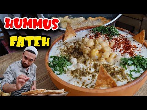 شيف عمر   تساقي شامية فتة بسمنة وفتة بزيت فقسة أكلات شامية على أصولها 👌