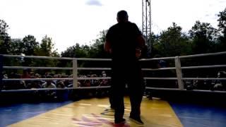 Братья Кличко, Открытая тренировка Виталия Кличко (Часть третья)
