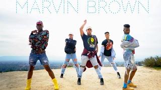 Major Lazor - Run up feat Nicki Minaj & PartyNextDoor (Marvin Brown Choreography)