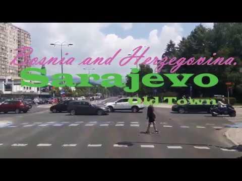 SARAJEVO_  BOSNIA & HERZEGOVINA - Traveling at the Old Town