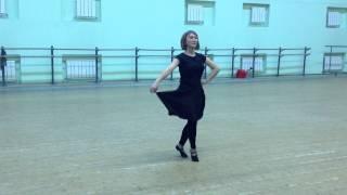 """татарский танец ,,Залида""""-репетиция"""