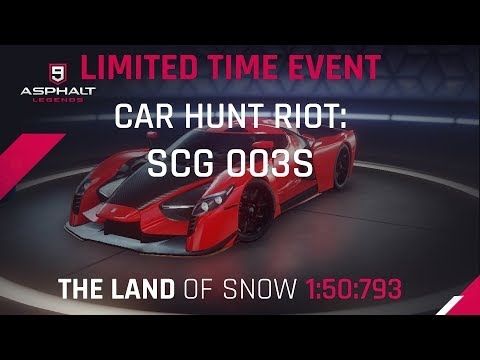 Car Hunt Riot SCG 003S – 1:50:793