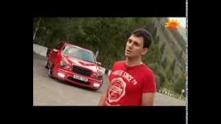 W210, E55 AMG red
