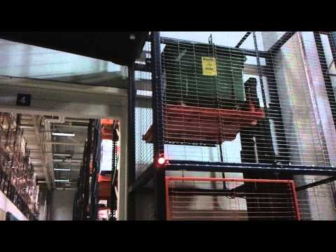 Лифт для поддонов / Lift kaubaaluste jaoks 3