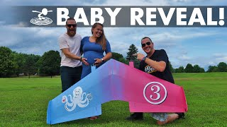 Extreme Baby Gender Reveal...IN THE SKY!!