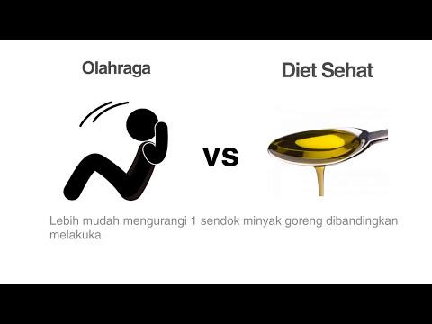 Latihan terbaik untuk menurunkan berat badan untuk pria