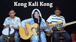 TONY Q RASTAFARA - KONG KALI KONG Cover By Ferachocolatos Ft. Gilang & Bala