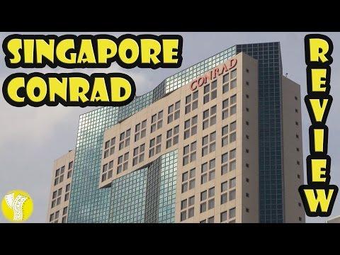 Conrad Singapore Hotel Review