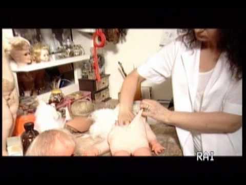 Identificazione di parassiti in un corpo umano per nascita
