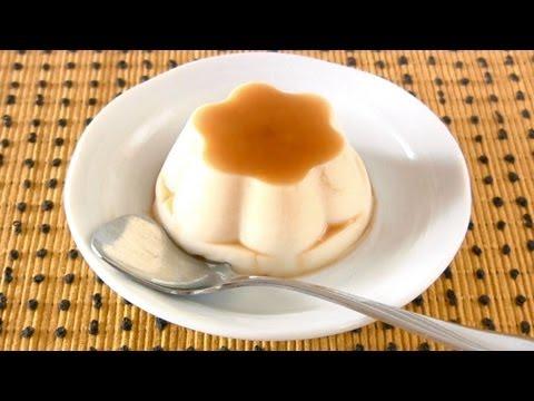 Corn Tofu (How to Make Soymilk Tofu) Recipe コーン豆腐 (豆乳豆腐の作り方) レシピ