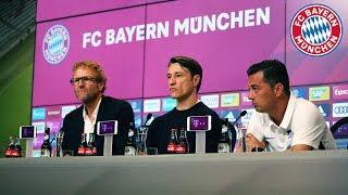 Punkteteilung, Berlin, Coutinho | Niko Kovac nach dem Bundesliga-Auftakt | FC Bayern - Hertha 2:2