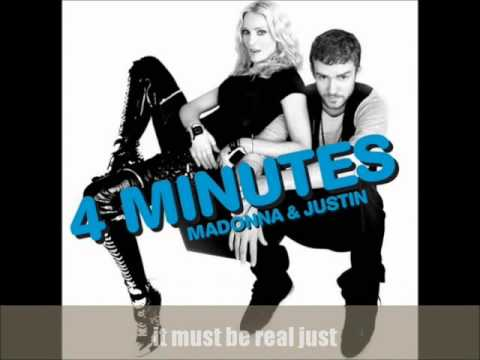 Madonna - 4 Minutes ft. Justin Timberlake (Extended Audio Version)