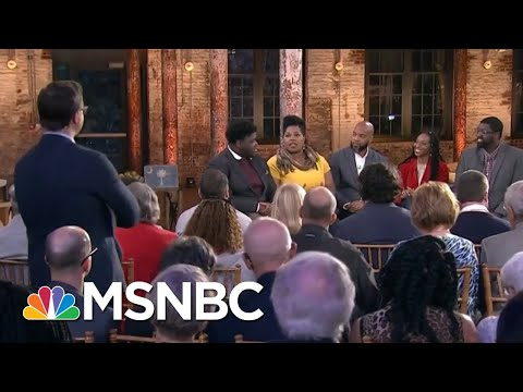 Chris Hayes Speaks With Undecided Black Voters Ahead Of The South Carolina Primary | All In | MSNBC