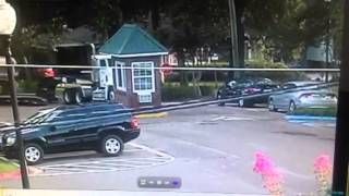 Belhaven University Guardhouse incident