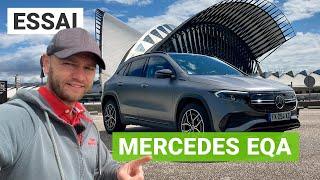 Essai Mercedes EQA : le SUV à étoile peut-il éclipser Tesla ?