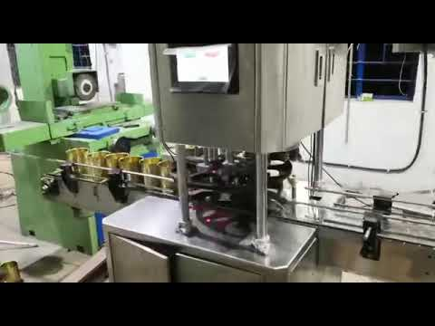 Automatic Can Seaming Machine , Automatic Can Seamer