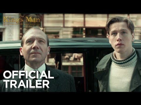 Movie Trailer: The King's Man (0)