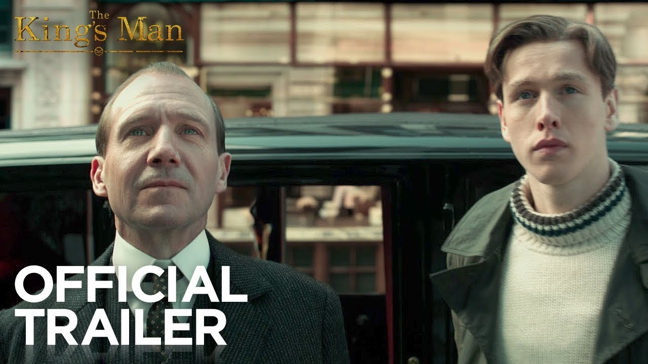 The King's Man Official Teaser Trailer